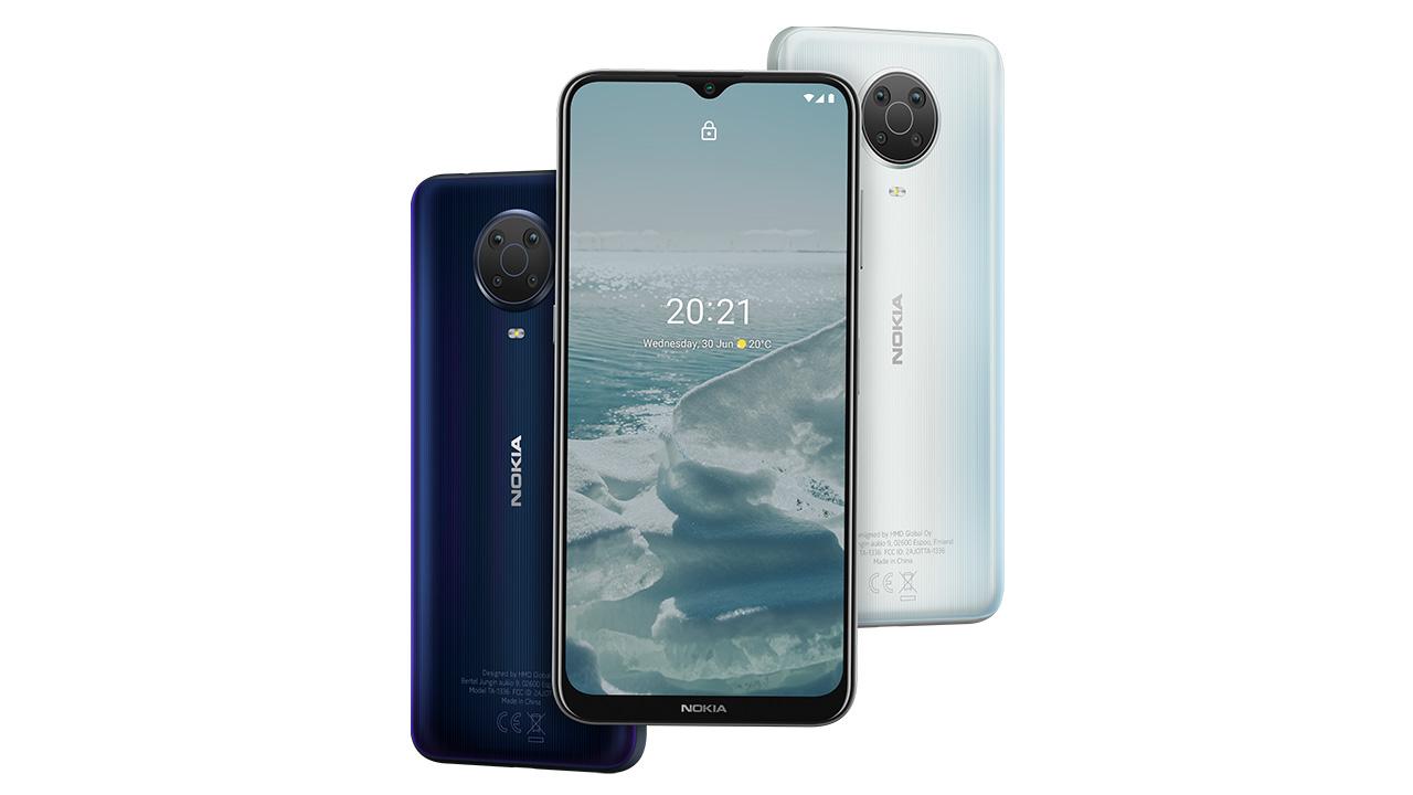 HMD Global định hình lại thương hiệu Nokia với loạt smartphone 2021 - nokia G20 emotional range