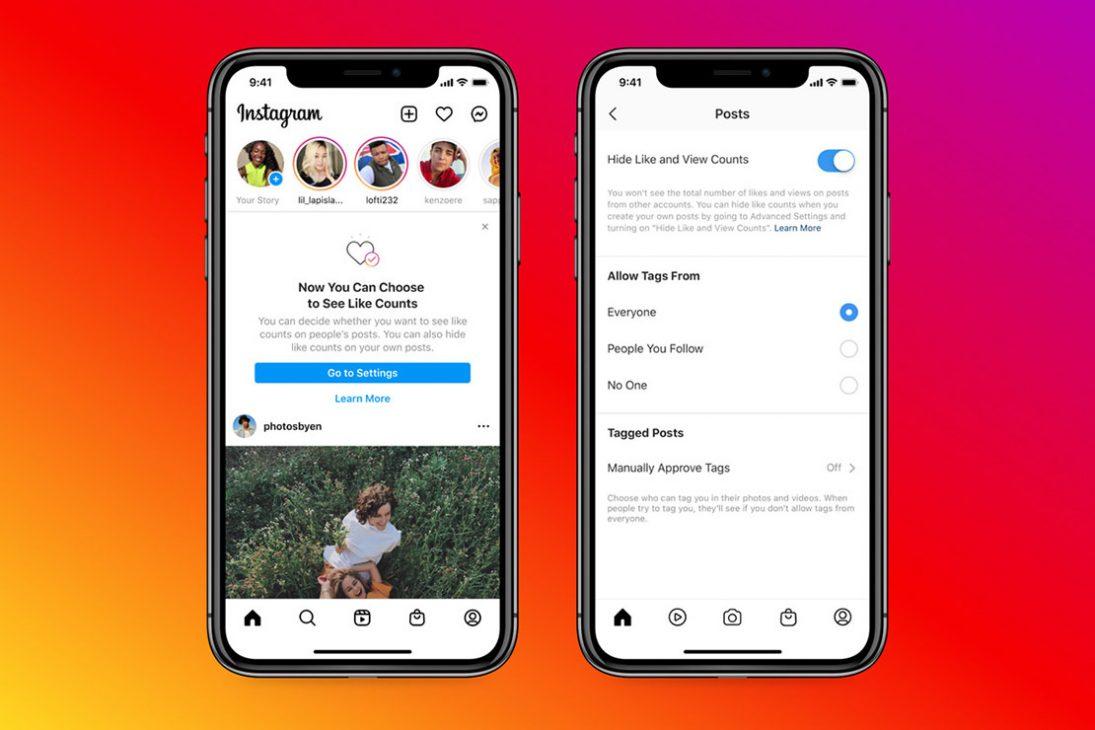 Facebook và Instagram bắt đầu cho phép ẩn lượt thích trên bài đăng - 2 31