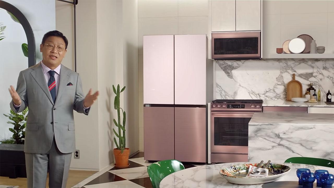 Ngôi nhà mơ ước với các thiết bị gia dụng thời thượng Bespoke Home của Samsung - 2021 05 13 13