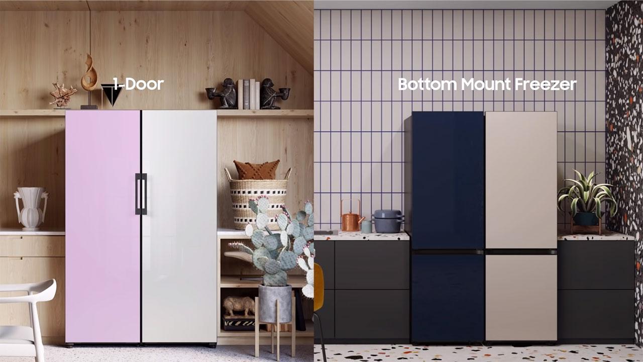 Ngôi nhà mơ ước với các thiết bị gia dụng thời thượng Bespoke Home của Samsung - 2021 05 13 34