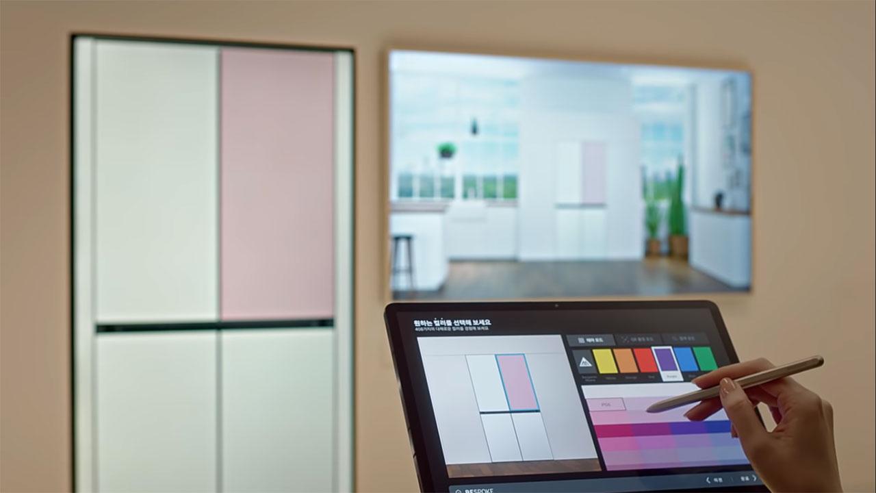 Ngôi nhà mơ ước với các thiết bị gia dụng thời thượng Bespoke Home của Samsung - 2021 05 13 40