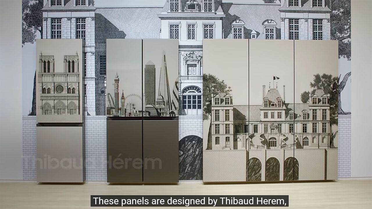 Ngôi nhà mơ ước với các thiết bị gia dụng thời thượng Bespoke Home của Samsung - 2021 05 13 42