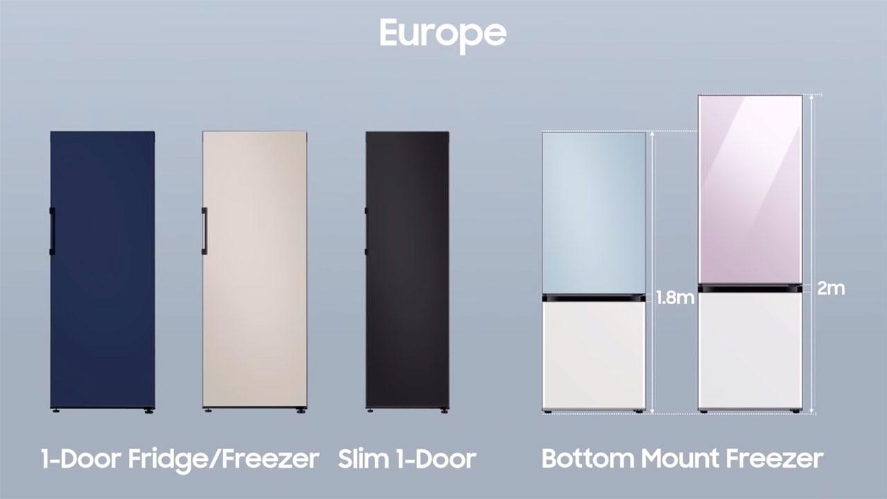 Ngôi nhà mơ ước với các thiết bị gia dụng thời thượng Bespoke Home của Samsung - 2021 05 13 50