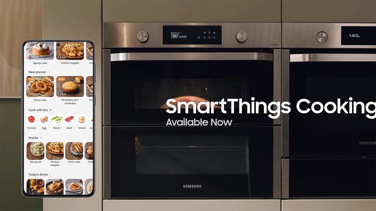 Ngôi nhà mơ ước với các thiết bị gia dụng thời thượng Bespoke Home của Samsung - 2021 05 13 63