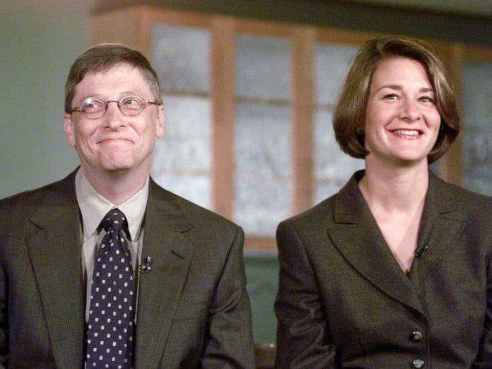 Bill Gates và vợ ly hôn sau 27 năm chung sống - Bill Gates 3