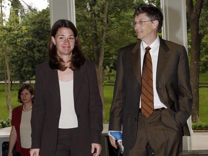 Bill Gates và vợ ly hôn sau 27 năm chung sống - Bill Gates 4