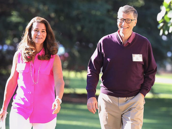 Bill Gates và vợ ly hôn sau 27 năm chung sống - Bill Gates