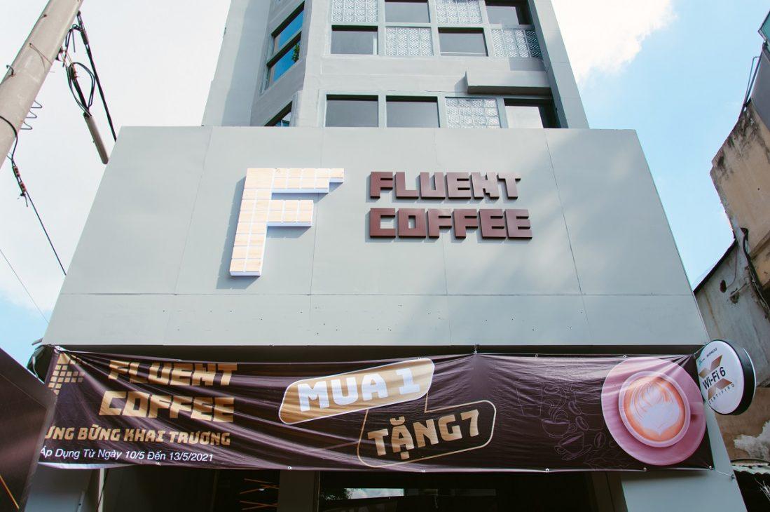 Fluent Coffee: nơi trải nghiệm công nghệ, thưởng thức cà phê sạch dành cho người sáng tạo - DSC 0038