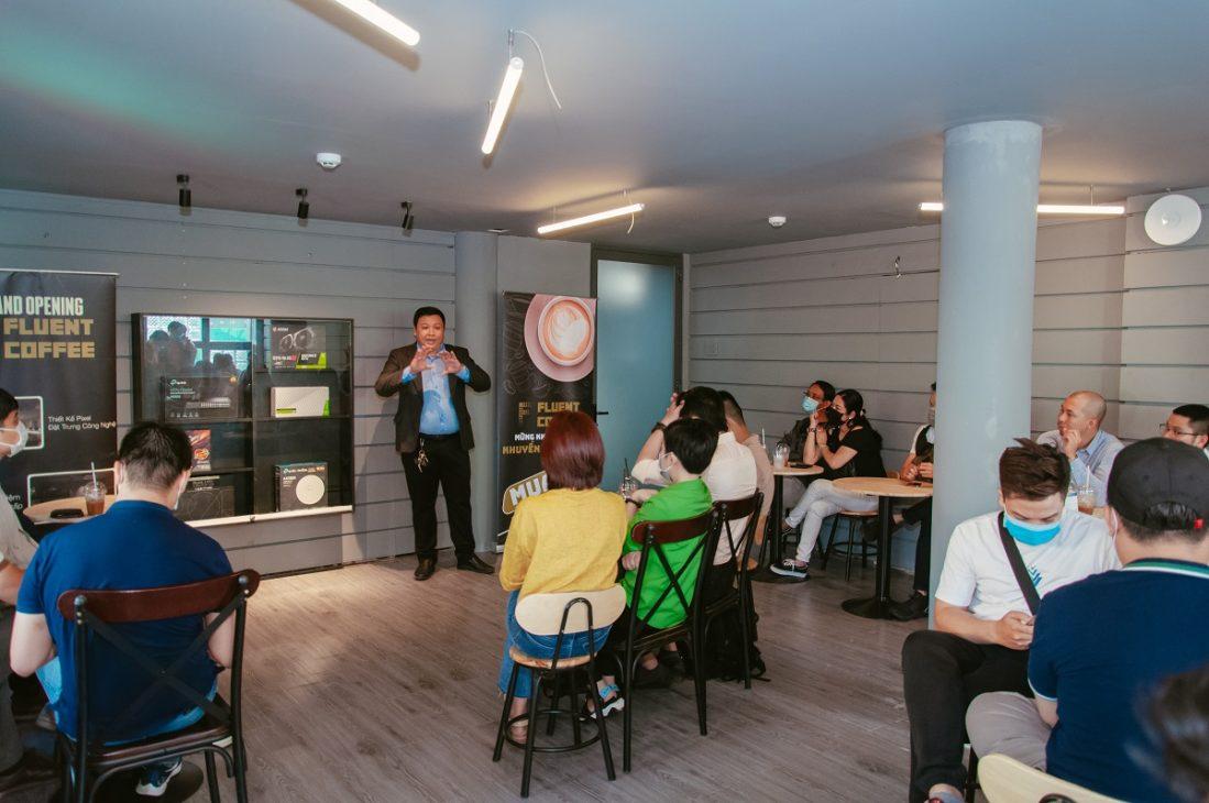 Fluent Coffee: nơi trải nghiệm công nghệ, thưởng thức cà phê sạch dành cho người sáng tạo - DSC 0195