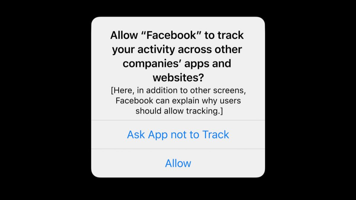 """Facebook """"lật mặt"""" chóng vánh khi tính năng minh bạch theo dõi của Apple có hiệu lực - Facebook"""