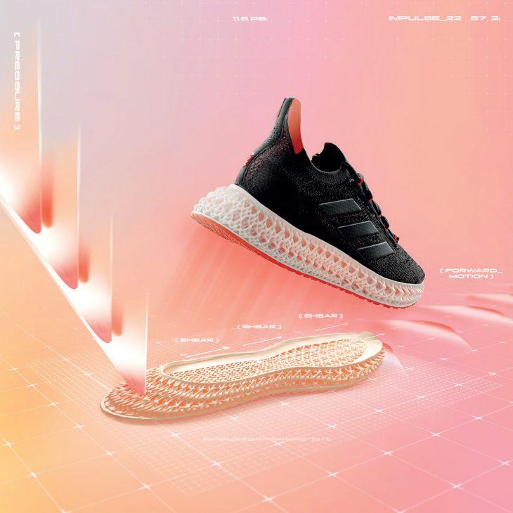 4DFWD, giày ứng dụng công nghệ 4D mới nhất của adidas - Hinh 2 1