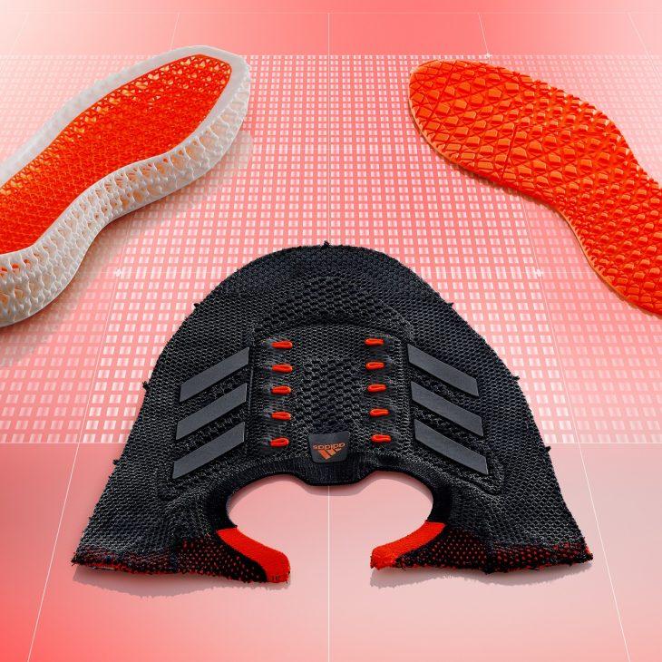 4DFWD, giày ứng dụng công nghệ 4D mới nhất của adidas - Hinh 3