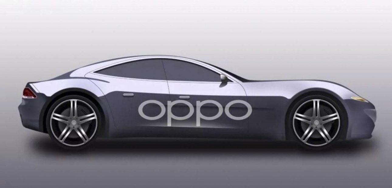 Oppo đã bắt đầu tuyển dụng nhân sự để sản xuất ô tô - Oppo