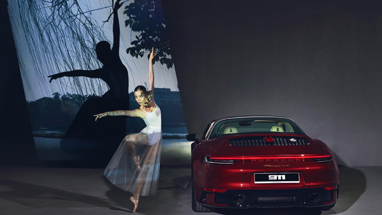 Siêu xe 911 Targa 4S Heritage Design bất ngờ về Việt Nam với giá gần 12 tỉ đồng - PAP21 0123