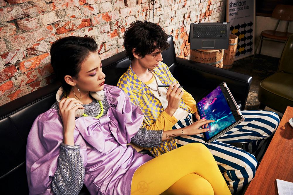 VivoBook Flip 14 TP470: laptop xoay gập, màn hình cảm ứng dành cho giới trẻ, giá từ 14,9 triệu đồng - v7