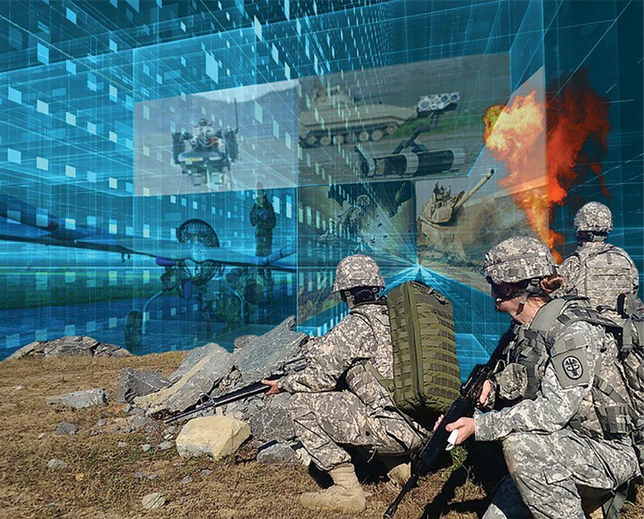 Vũ khí chiến tranh tự trị có thể mắc sai lầm đắt giá - vu khi