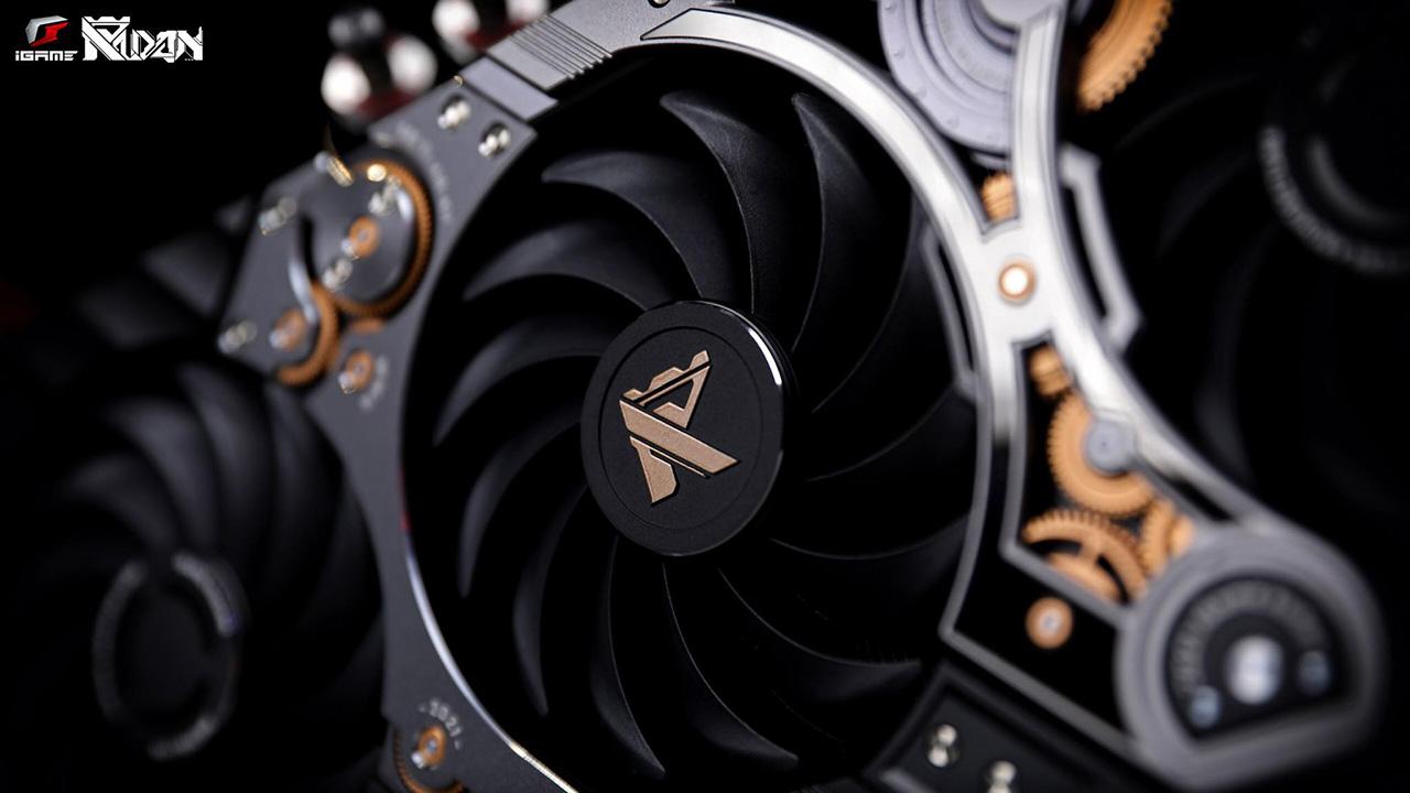 Cận cảnh card đồ họa iGame GeForce RTX 3090 KUDAN phiên bản giới hạn - 201503936 530285698099074 6207354098490683027 n