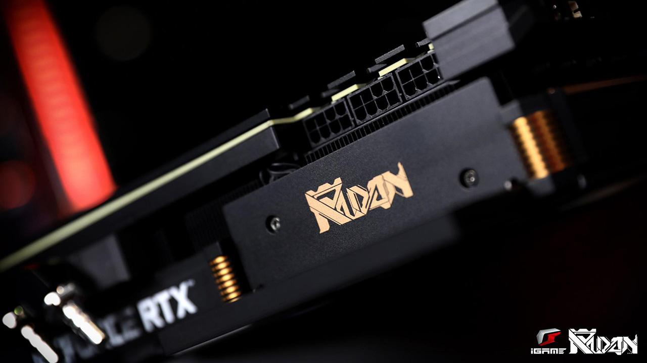 Cận cảnh card đồ họa iGame GeForce RTX 3090 KUDAN phiên bản giới hạn - 201895120 1404314173260970 6394942162712157865 n