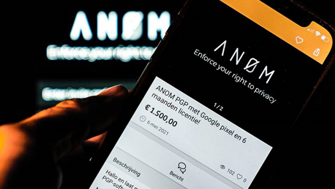 Ứng dụng nhắn tin mã hóa giúp FBI bắt giữ hơn 800 tên tội phạm - 21 1