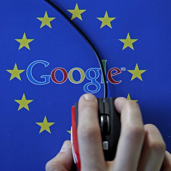Nhiều bằng chứng lạ phơi bày, tới lượt EU cho Google lĩnh đòn - google 1