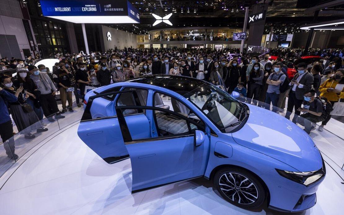 Trung Quốc ra sedan điện giá rẻ cạnh tranh với Tesla - 2 32