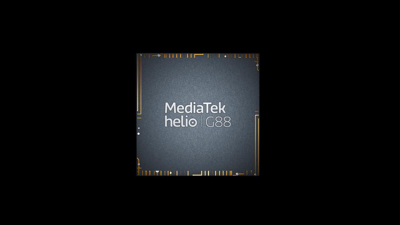 MediaTek ra mắt SoC Helio G96 và Helio G88 cho các dòng smartphone 4G - Transparent Front G88