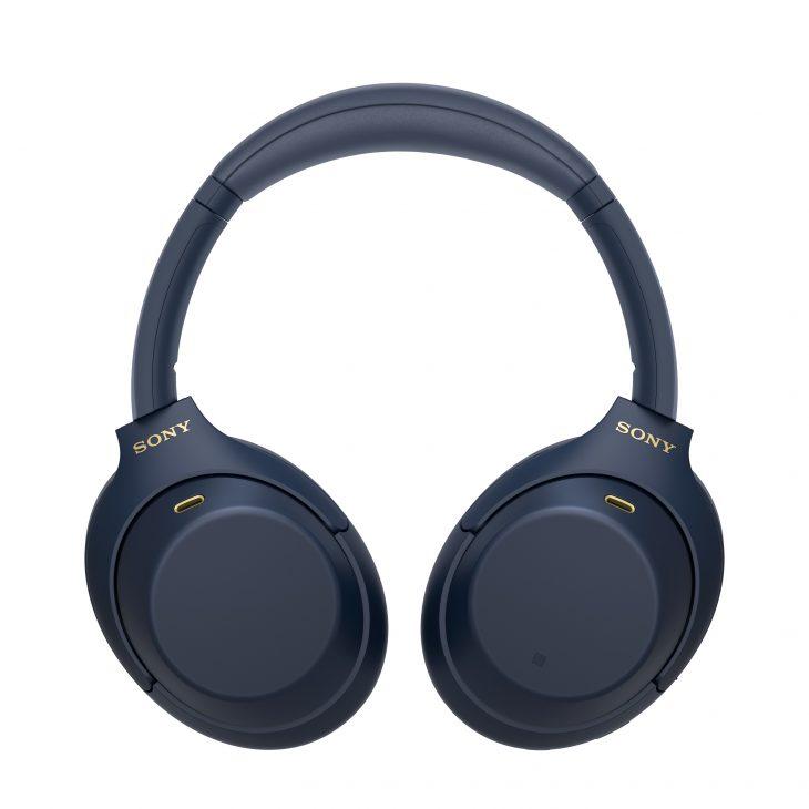 Tai nghe chống ồn Sony WH-1000XM4 phiên bản Xanh bóng đêm bán ra, tặng combo sạc không dây - WH 1000XM4 3