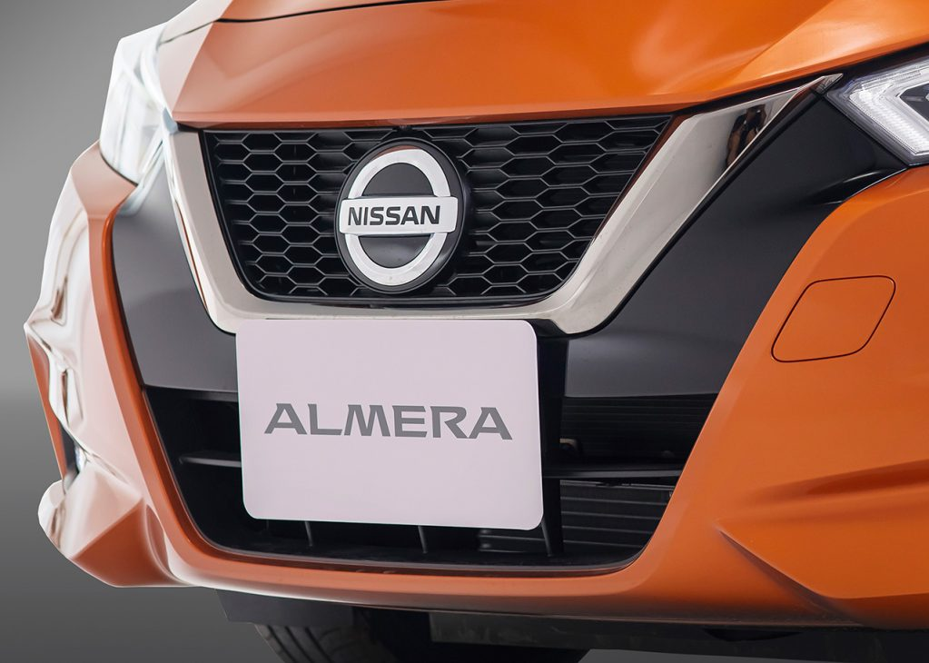 Nissan Almera trang bị công nghệ chuyển động thông minh ra mắt thị trường Việt, giá từ 469 triệu đồng - Chi tiet ngoai that 2