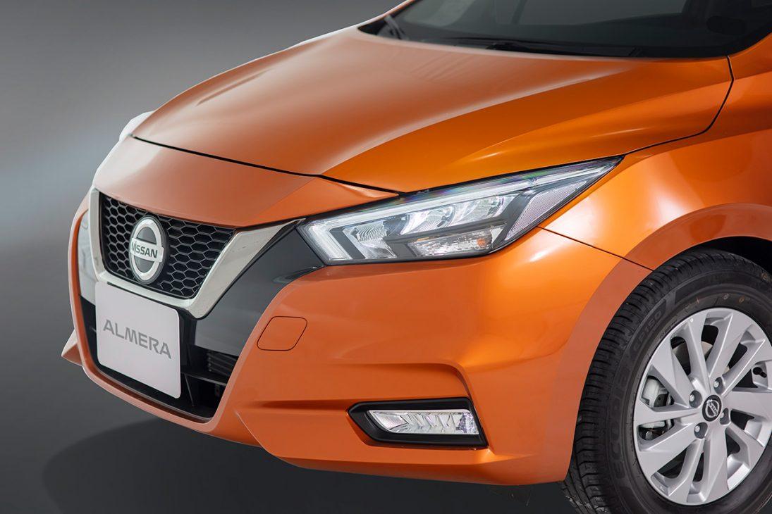 Nissan Almera trang bị công nghệ chuyển động thông minh ra mắt thị trường Việt, giá từ 469 triệu đồng - Chi tiet ngoai that 3