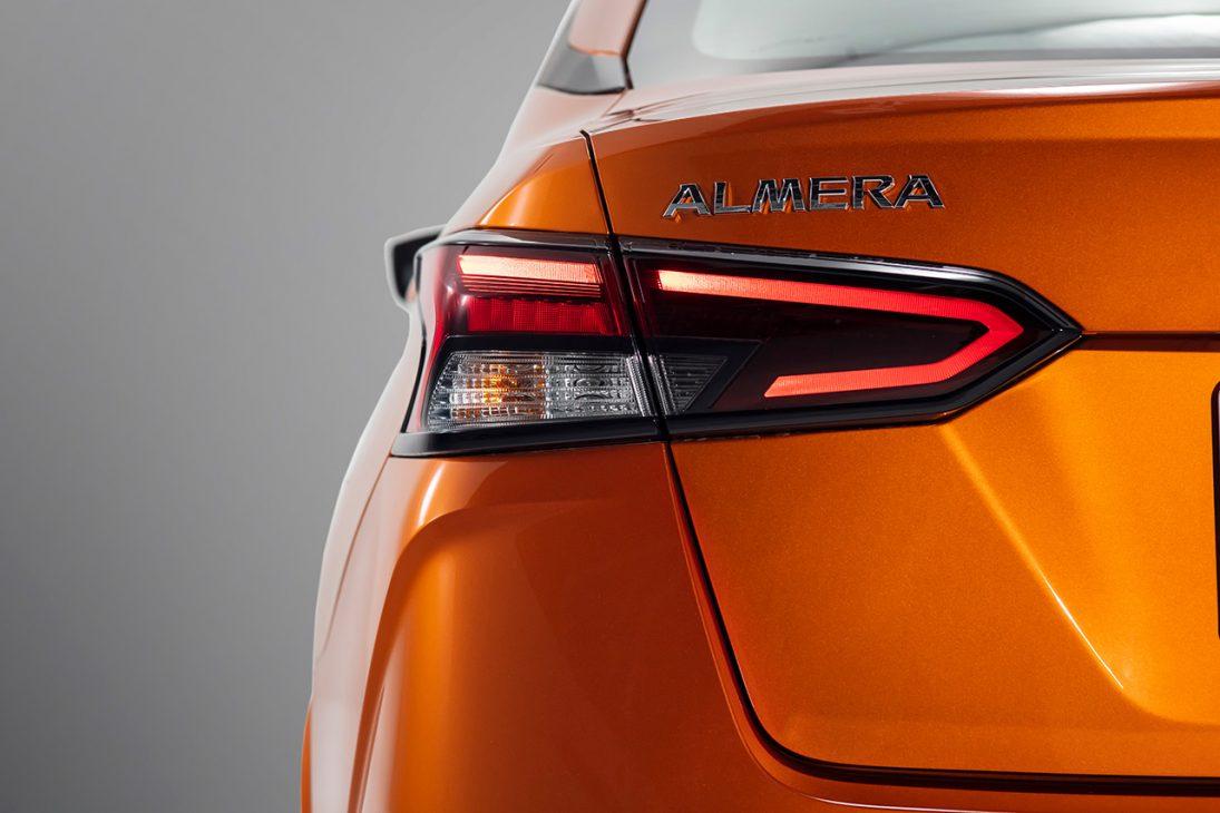 Nissan Almera trang bị công nghệ chuyển động thông minh ra mắt thị trường Việt, giá từ 469 triệu đồng - Chi tiet ngoai that 6