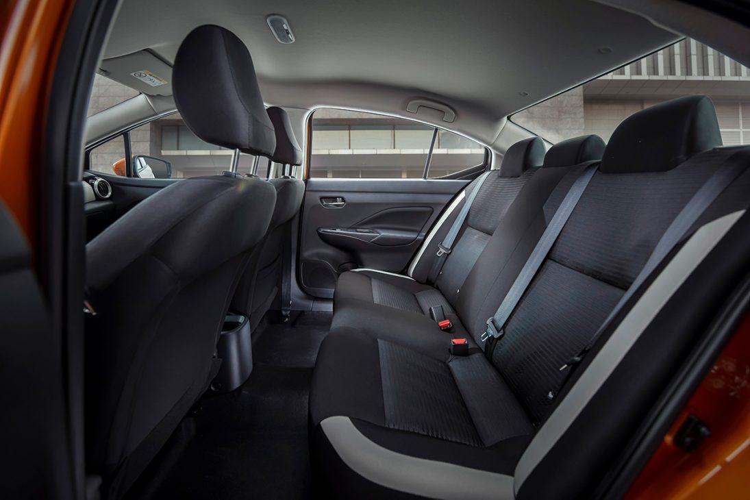 Nissan Almera trang bị công nghệ chuyển động thông minh ra mắt thị trường Việt, giá từ 469 triệu đồng - Hang ghe sau2