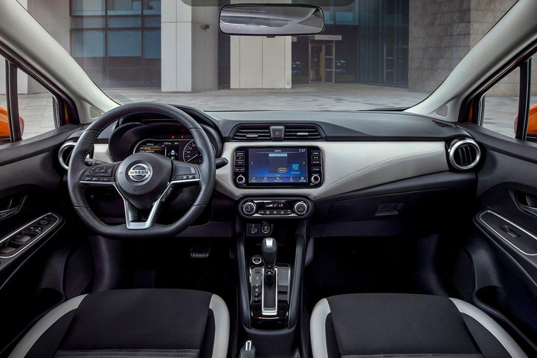 Nissan Almera trang bị công nghệ chuyển động thông minh ra mắt thị trường Việt, giá từ 469 triệu đồng - Khoang lai 1
