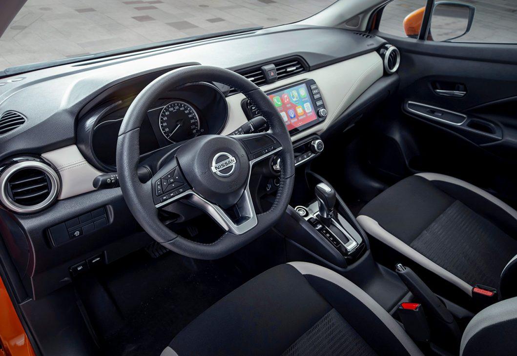 Nissan Almera trang bị công nghệ chuyển động thông minh ra mắt thị trường Việt, giá từ 469 triệu đồng - Vo lang D cut