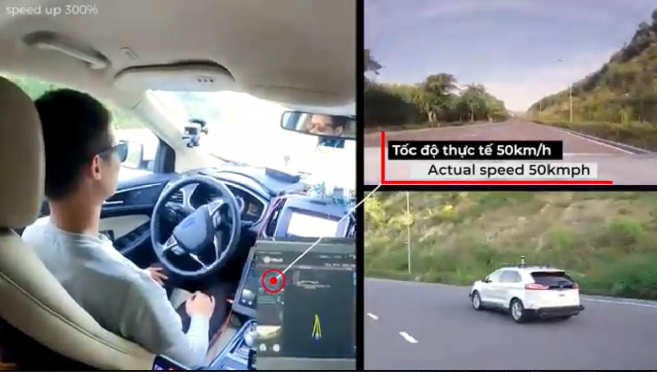 VinAI công bố 3 sản phẩm AI cho ô tô thông minh - tu lai