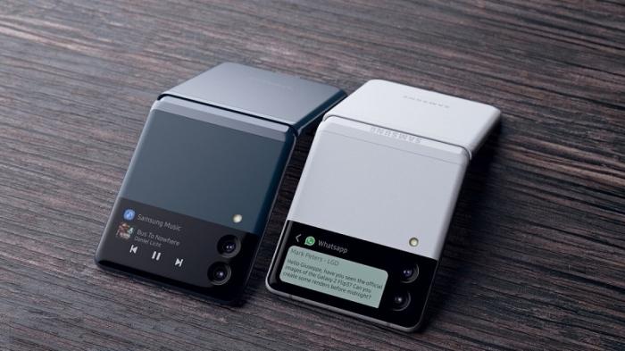 3 nâng cấp sáng giá trên Galaxy Z Flip3 5G -