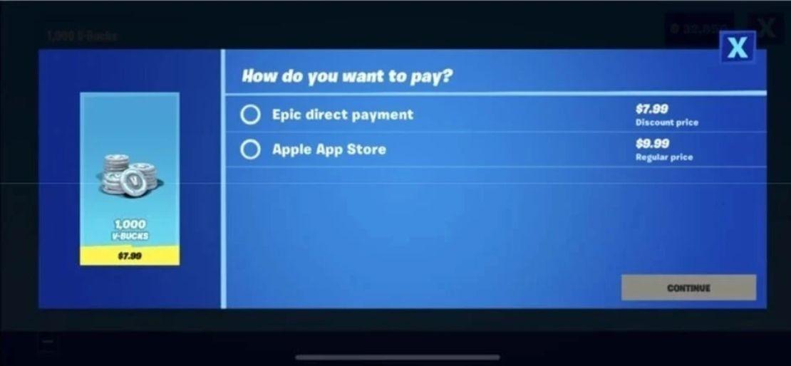 Apple từ chối yêu cầu khôi phục App Store của Epic - 2 13