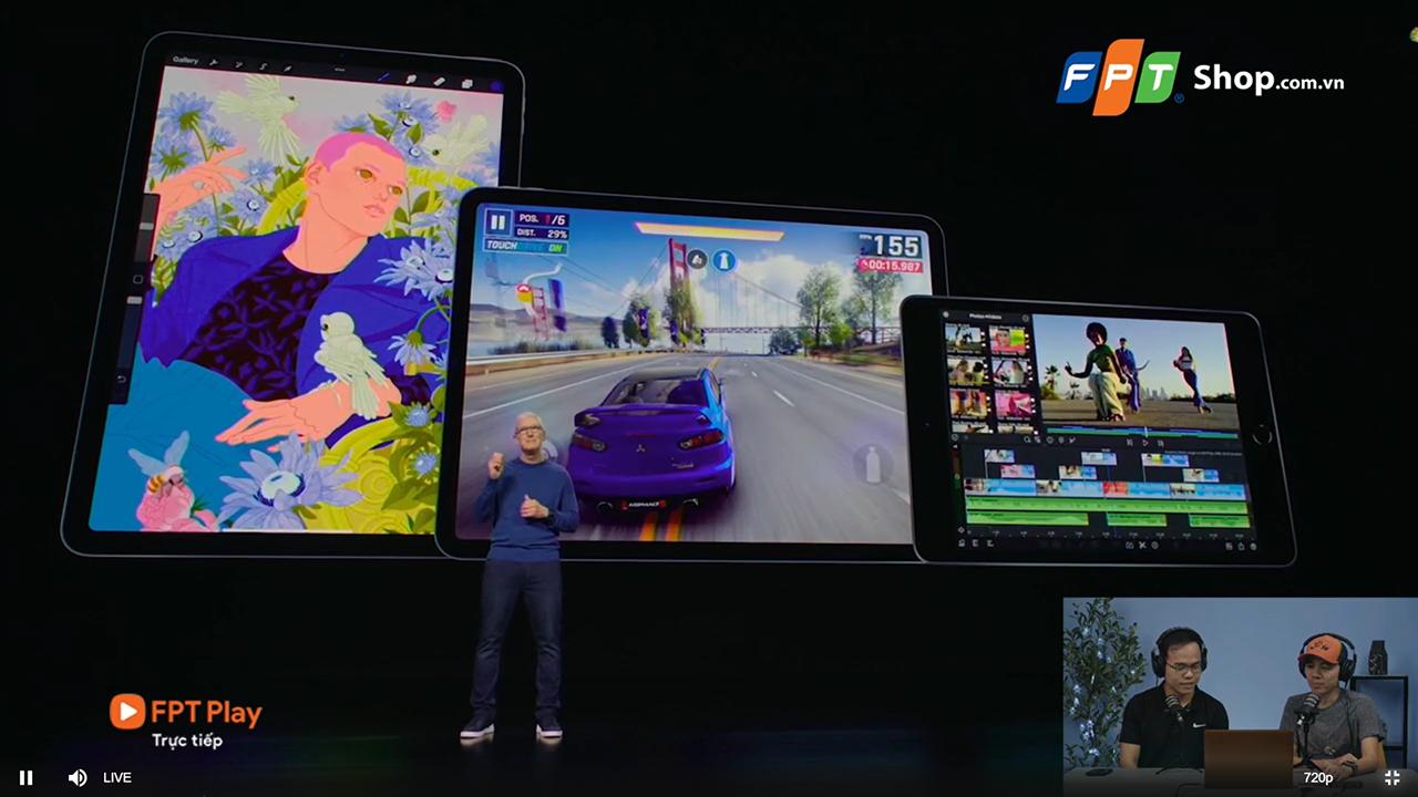 Apple ra mắt 7 sản phẩm mới tại sự kiện California Streaming - 2021 09 15 18
