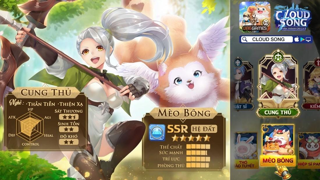 Game Cloud Song VNG chính thức phát hành tại Việt Nam và Đông Nam Á - 3 1