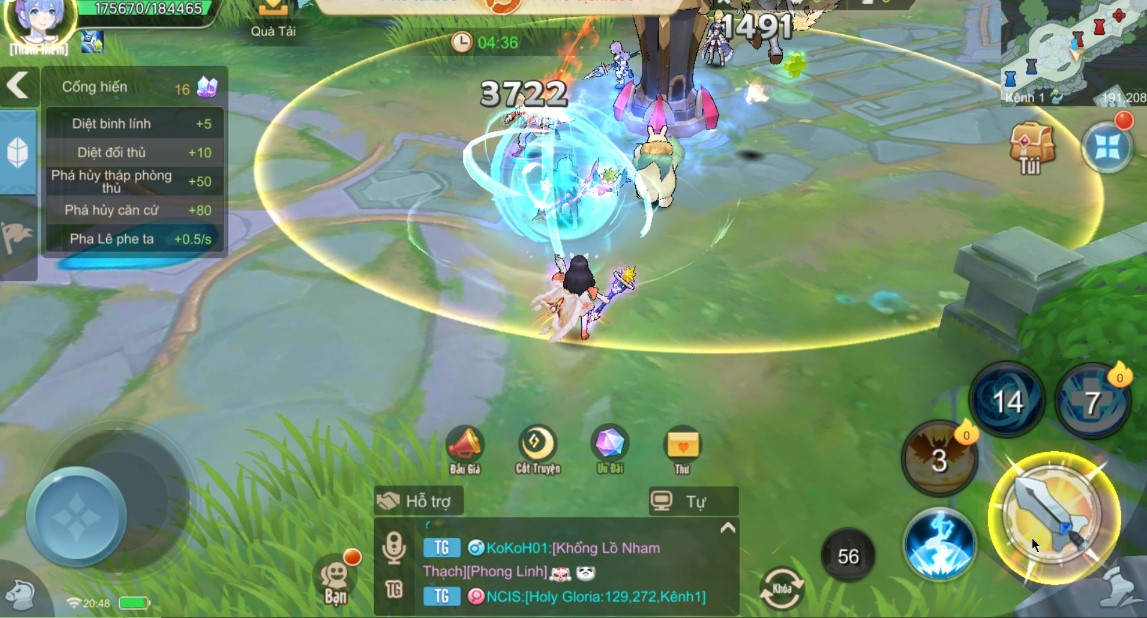 Game Cloud Song VNG chính thức phát hành tại Việt Nam và Đông Nam Á - 4