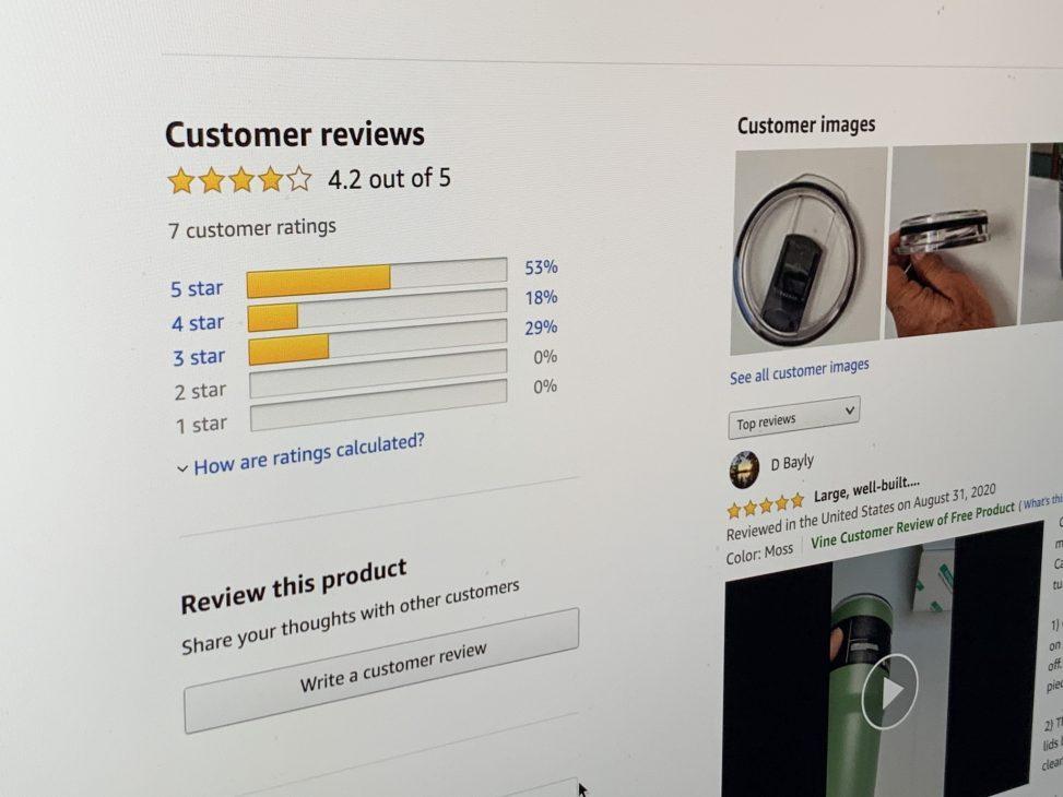 Thao túng đánh giá sản phẩm gian lận, 600 thương hiệu Trung Quốc bị Amazon cấm cửa - Amazon 2