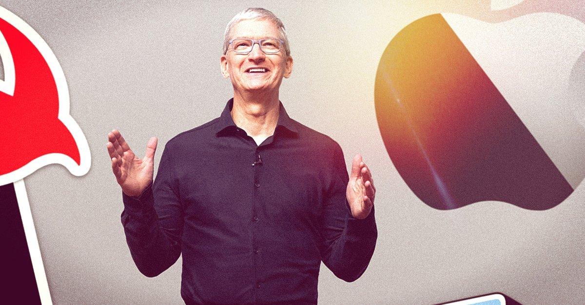 Giám đốc điều hành Apple Tim Cook muốn làm điều gì trước khi nghỉ hưu? - Apple 1