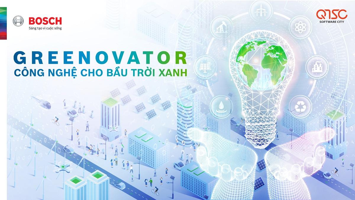 """10 ý tưởng xuất sắc cuộc thi """"Hackathon: Nhà kiến tạo xanh"""" tranh tài vòng chung kết - BoschGreenovator KV 1 1"""