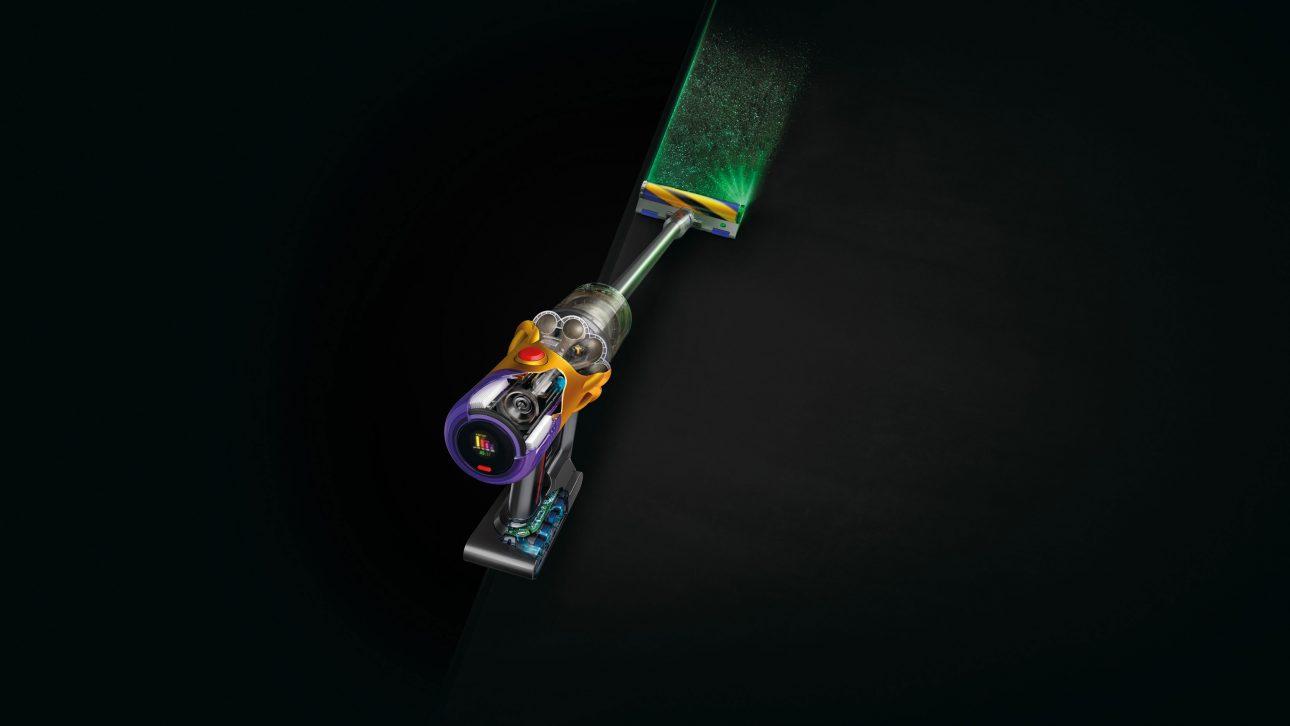 Dyson ra mắt máy hút bụi cầm tay tích hợp đèn laser phát hiện bụi mịn - Dyson V12 Detect Slim 620D CMYK for online use 84