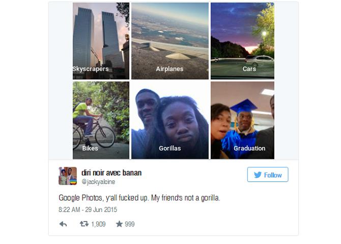 Nhận nhầm người da màu là 'động vật linh trưởng', Facebook bị ném gạch đá - Facebook 1