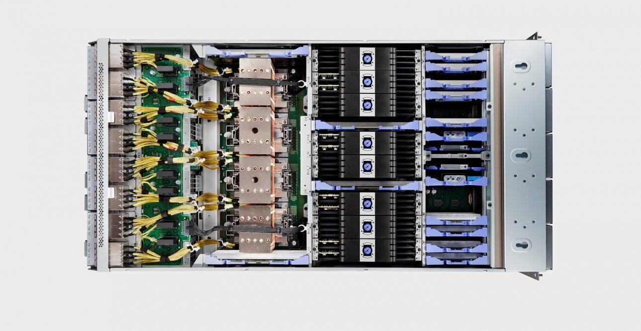 IBM E1080 - hệ thống máy chủ đầu tiên trên nền tảng Power10, tối ưu đám mây lai - IBM Power E1080 Top Down