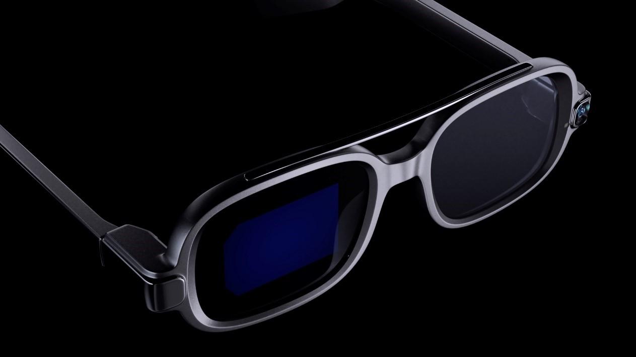 Đã có kính thông minh, hiển thị thông tin trước mắt, như phim - kinh thong minh xiaomi 1