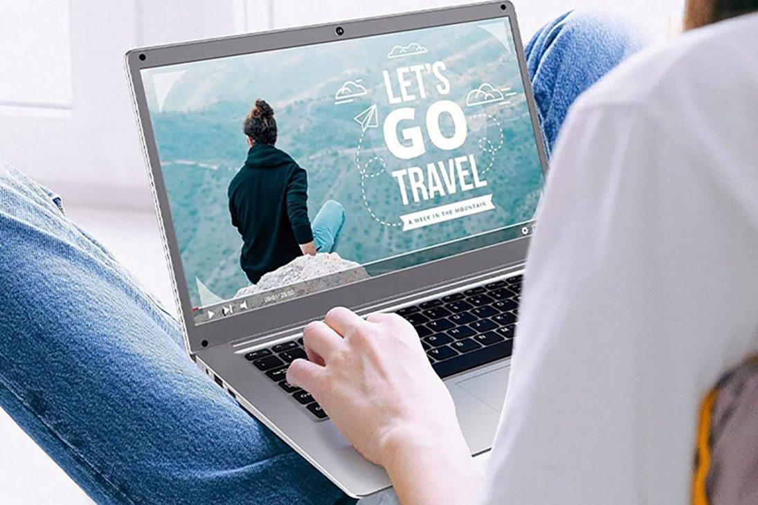 Góc tư vấn: Chọn laptop giá rẻ nào phù hợp cho học sinh học trực tuyến? - laptop hyundai hybook celeron didongviet
