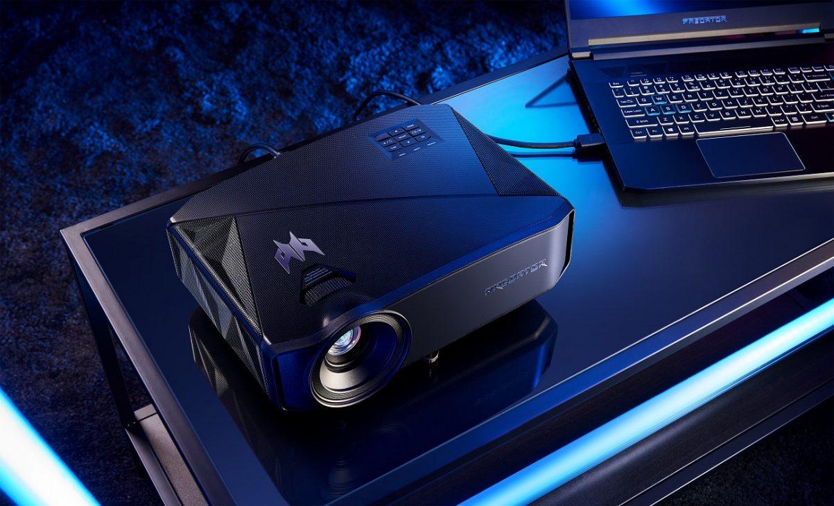 Acer mở rộng danh mục gaming với PC Predator Orion 7000, máy chiếu 4K và bàn game thủ - PREDATOR GD711 Lifestyel 04