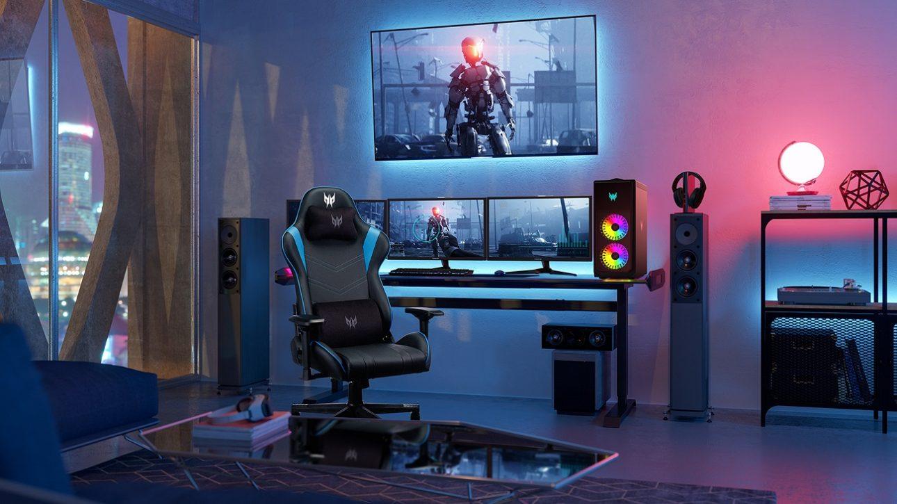 Acer mở rộng danh mục gaming với PC Predator Orion 7000, máy chiếu 4K và bàn game thủ - PREDATOR ORION 7000 PO7 640 Lifestyle 01